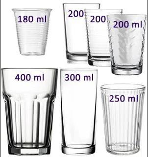 1 litre su kaç bardak